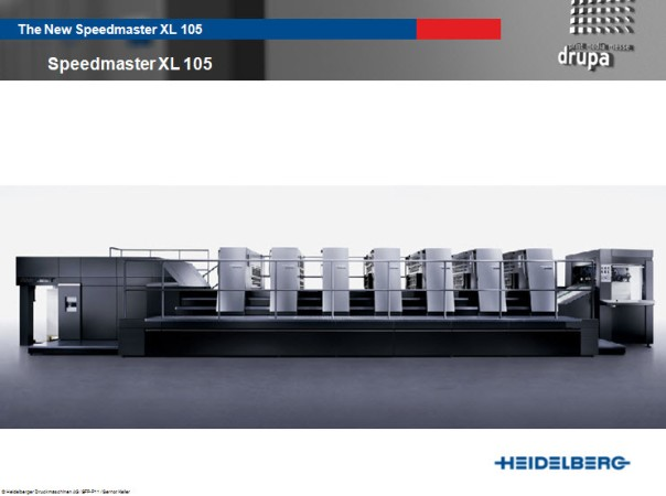 Speedmaster XL105-1a