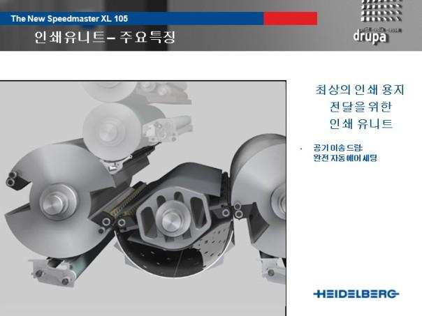 Speedmaster XL105-6