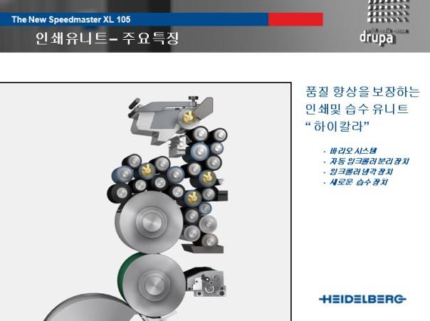 Speedmaster XL105-8