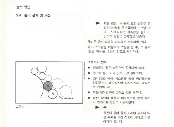 인쇄 메뉴얼 댐프닝 롤라 2