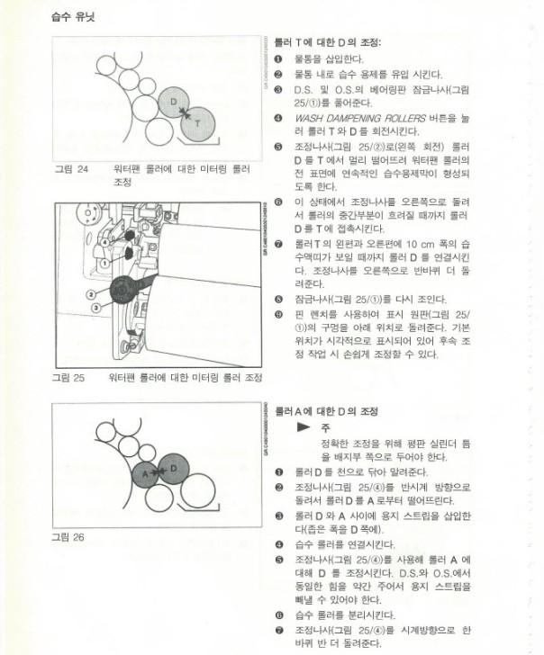 인쇄 메뉴얼 댐프닝 롤라 8
